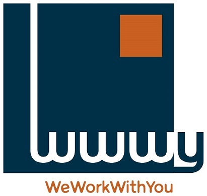 We Work With You